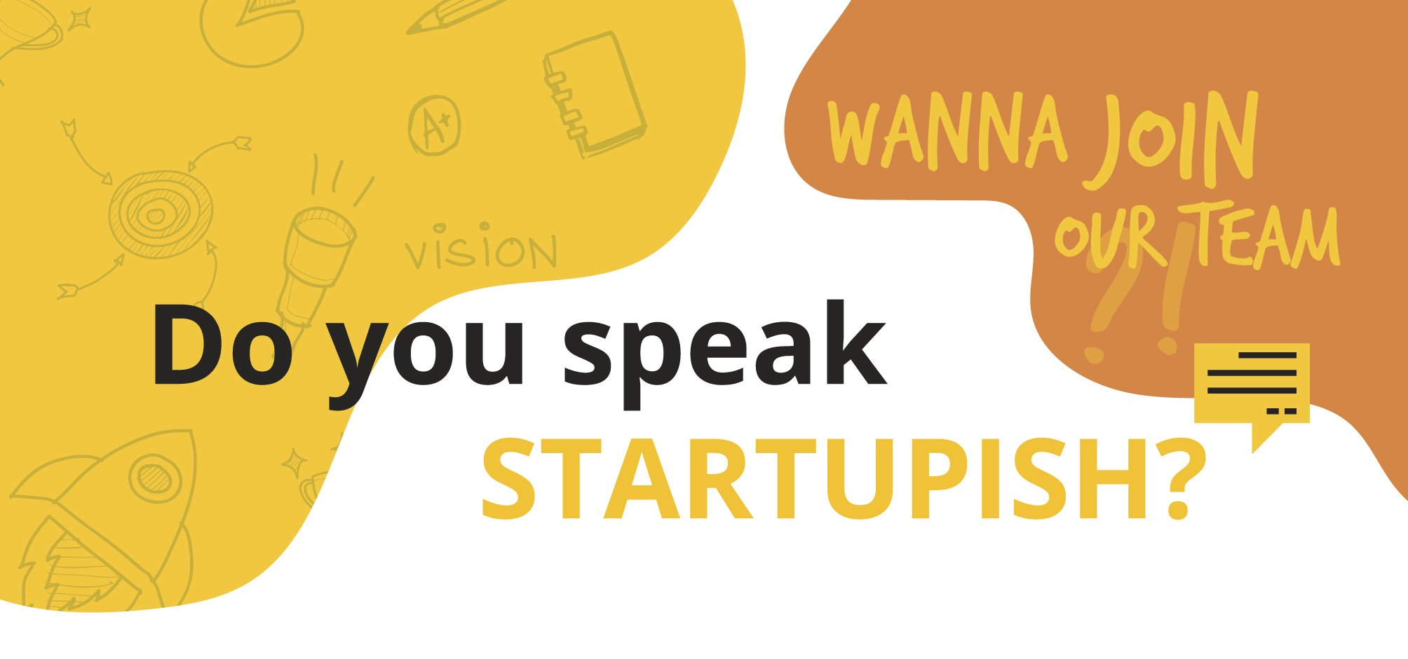 do you speak startupish