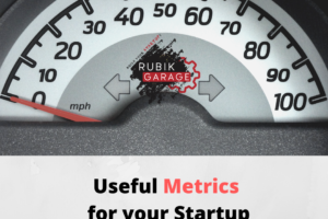 Useful Metrics for your Startup