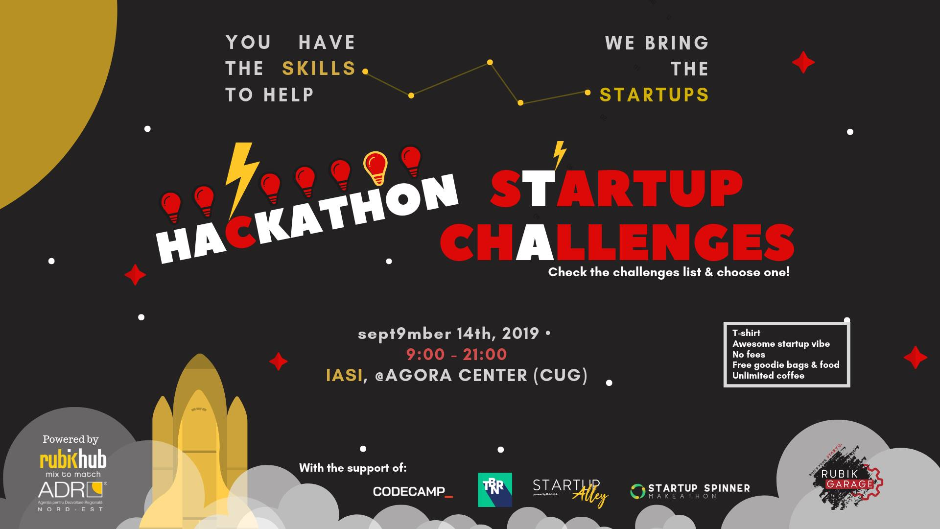 Statup Challenges Hackathon