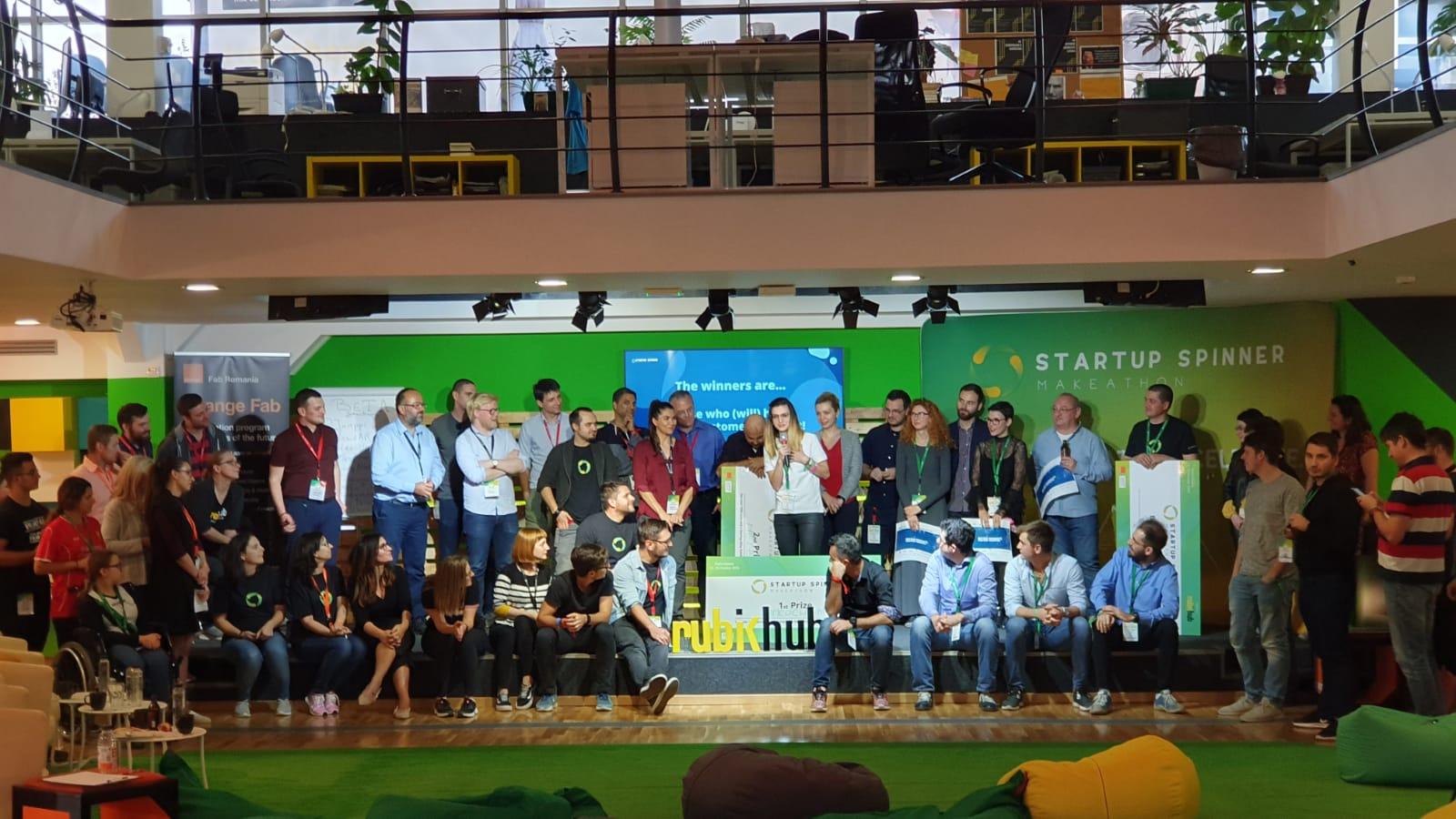 3rd day startupspinner 2019