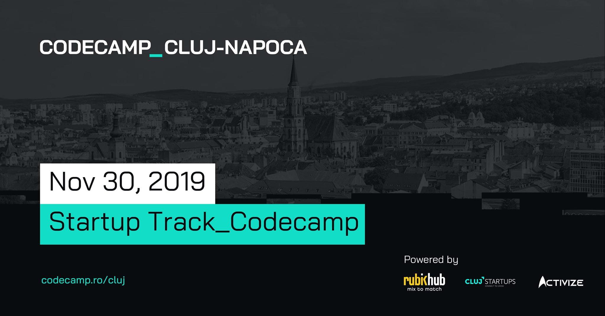 codecamp cluj nov 2019