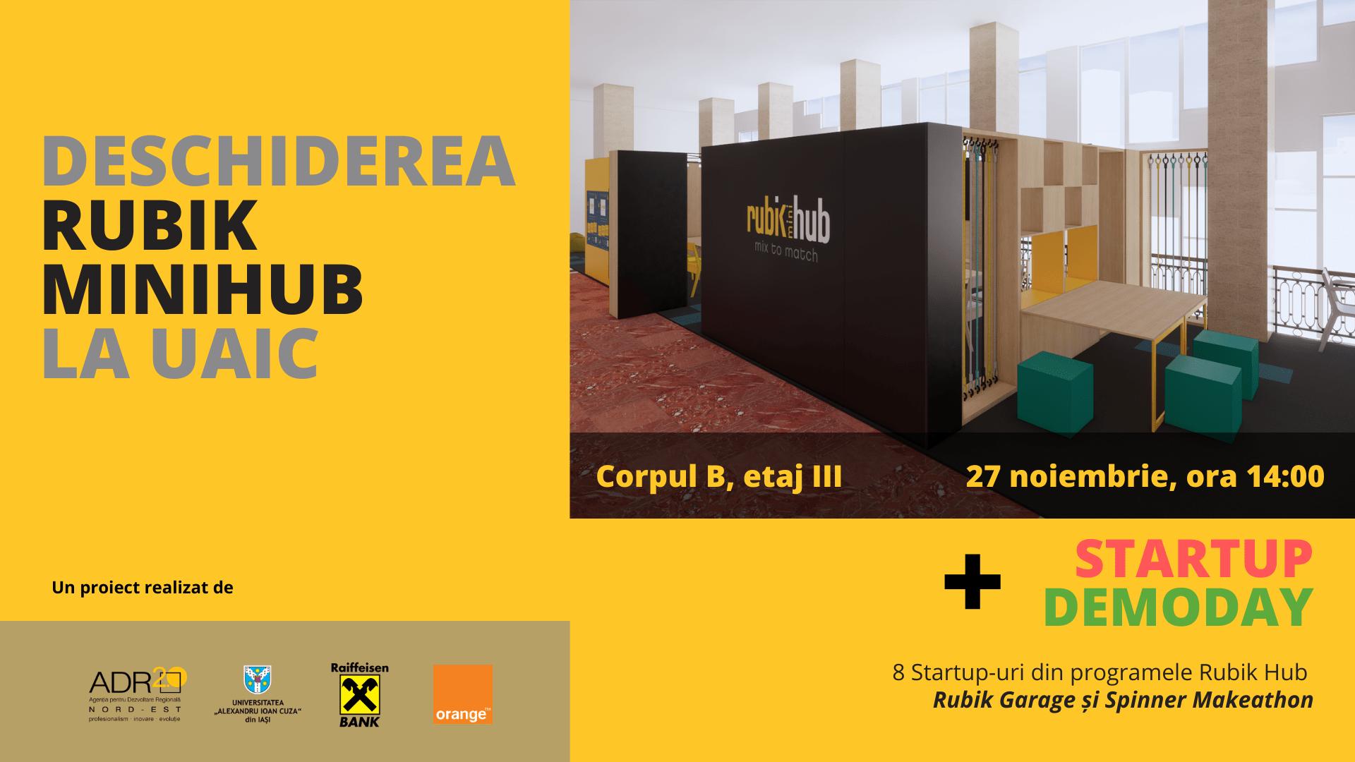 Rubik miniHub