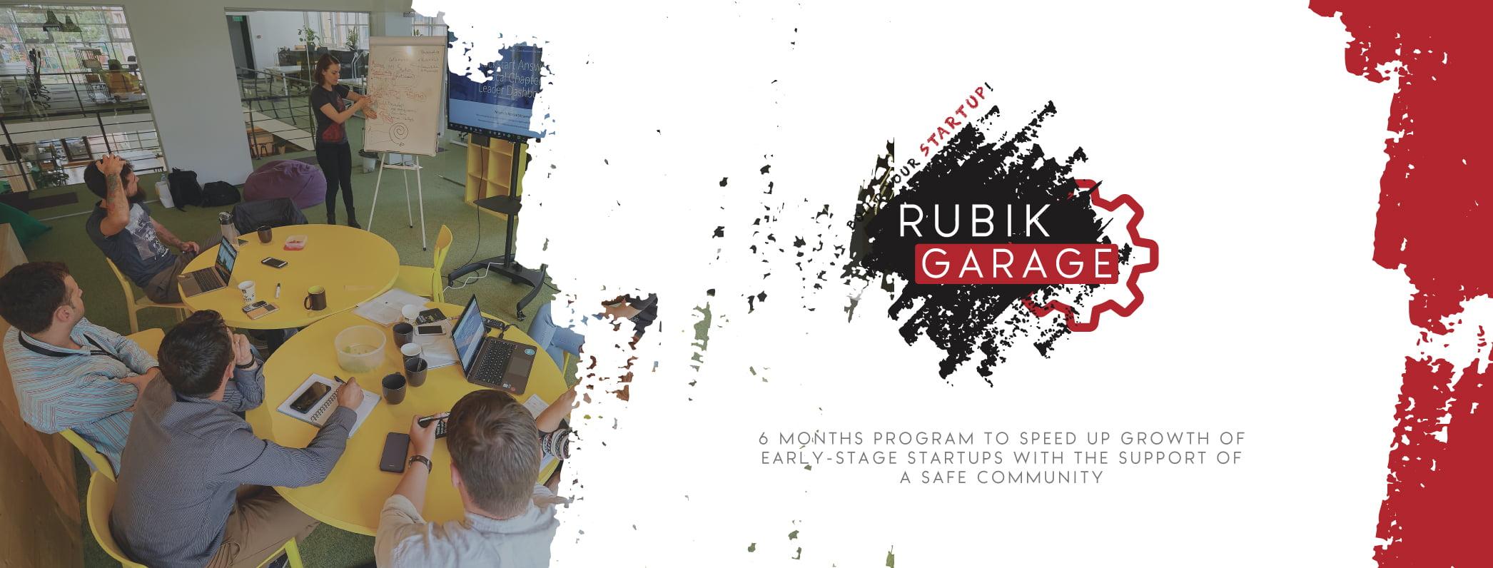 Rubik Garage 2019