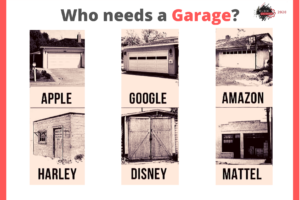 Who needs a Garage_