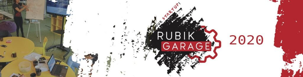 Rubik Garage 2020 - pre-accelerator
