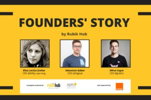 founders' story – cover