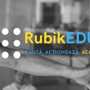 Am lansat RubikEDU – pentru viitori antreprenori !