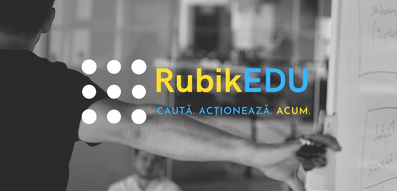 RubikEDU cover